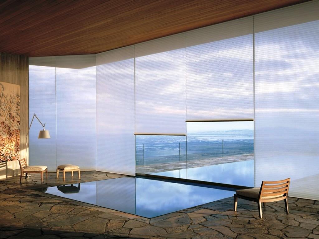 Cách trang trí rèm cửa hút vượng khí vào nhà